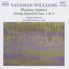 Vaughan Williams: String Quartets, CD / Album