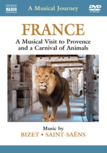 A   Musical Journey: France - A Musical Visit to Provence and a..., DVD