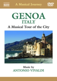 A   Musical Journey: Italy - Genoa, DVD DVD