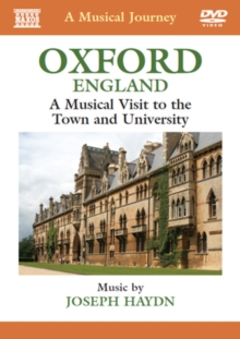 A   Musical Journey: Oxford, DVD