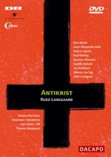 AntiKrist: Royal Danish Opera (Dausgaard), DVD