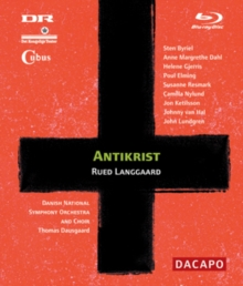 AntiKrist: Royal Danish Opera (Dausgaard), Blu-ray