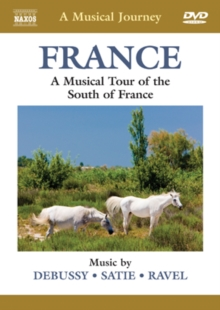A   Musical Journey: France - A Musical Tour of the South of France, DVD DVD