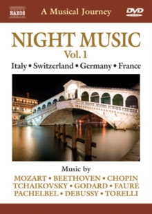 A   Musical Journey: Night Music - Volume 1, DVD