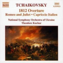 1812 Overture, Romeo and Juliet (Kuchar, Ukraine Nso), CD / Album