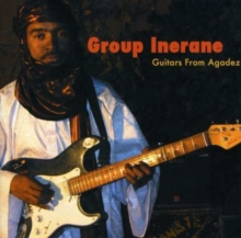 Guitars from Agadez, CD / Album Cd