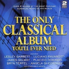 The Only Classical Album You'll Ever Need, CD / Album