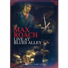 Max Roach: Live at Blues Alley, DVD