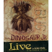 Dinosaur Jr: Live at 9:30 Club - In the Hands of the Fans, Blu-ray  BluRay