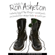 Iggy and the Stooges: Tribute to Ron Asheton, DVD