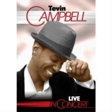 Tevin Campbell: Live in Concert, DVD
