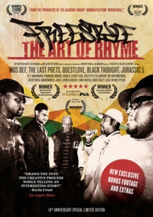 Freestyle - The Art of Rhyme, DVD