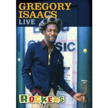Gregory Isaacs: Live Rockers TV, DVD