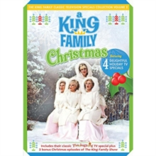 A   King Family Christmas - Classic Television Specials, Volume 2, DVD