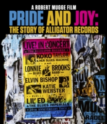 Pride and Joy - The Story of Alligator Records, Blu-ray