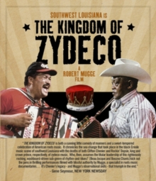 The Kingdom of Zydeco, DVD