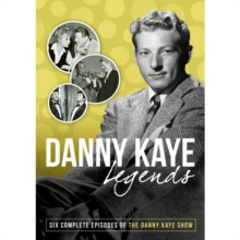 Danny Kaye: Legends, DVD