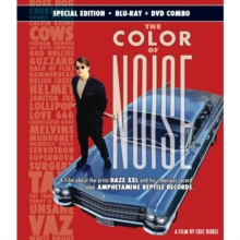 The Color of Noise, Blu-ray