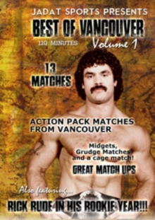 Best of Vancouver: Volume 1, DVD
