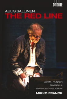 The Red Line: Finnish National Opera (Franck), DVD