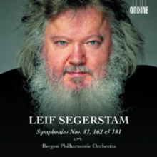Leif Segerstam: Symphonies Nos. 81, 162 and 181, CD / Album Cd
