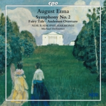 August Enna: Symphony No. 2, CD / Album
