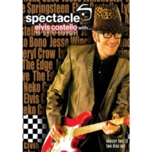Spectacle - Elvis Costello With...: Season 2, DVD