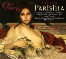 Parisina, CD / Box Set