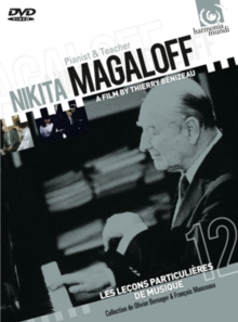 Nikita Magaloff: Pianist and Teacher, DVD