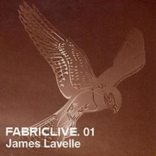 Fabriclive 01: James Lavelle, CD / Album