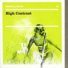 Fabriclive 25: High Contrast, CD / Album Cd