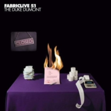 Fabriclive.51, CD / Album