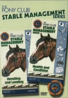 Pony Club Stable Management: Health and Condition/handling And..., DVD