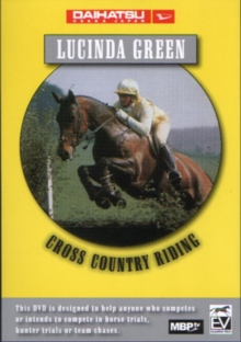 Lucinda Green: Cross Country Riding, DVD  DVD