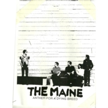 The Maine: Anthem for a Dying Breed, DVD