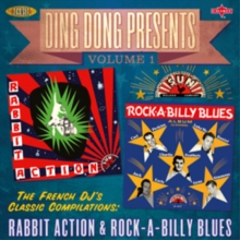 Rabbit Action/Rock-a-Billy Blues, CD / Album
