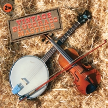 Vintage Bluegrass Masters, CD / Album