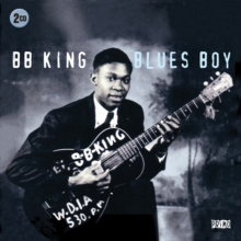 Blues Boy, CD / Album
