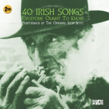 40 Irish Songs Everyone Ought to Know, CD / Album