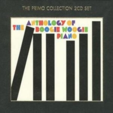 The Anthology of Boogie Woogie Piano, CD / Album