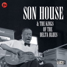 Son House and the Kings of the Delta Blues, CD / Album