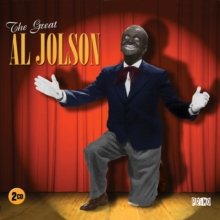 The Great Al Jolson, CD / Album Cd