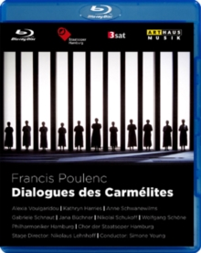 Dialogues of the Carmelites: Staatsoper Hamburg (Young), Blu-ray