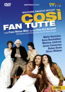 Cosi Fan Tutte: Zurich Opera House (Welser-Most), DVD
