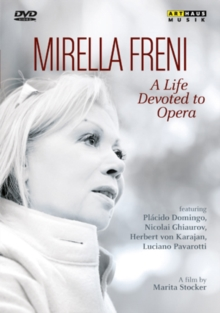 Mirella Freni: A Life Devoted to Opera, DVD