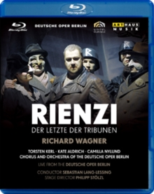 Rienzi: Deutsche Oper Berlin (Lang-Lessing), Blu-ray  BluRay