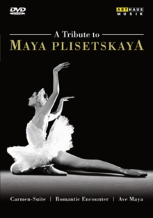 Maya Plisetskaya: A Tribute in Five Ballets, DVD