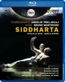 Siddhartha: Opera National De Paris (Malkki), Blu-ray