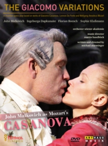 The Giacomo Variations: Ronacher Theater (Haselbock), DVD DVD