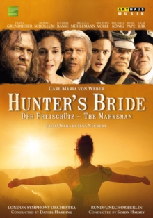 Hunter's Bride, DVD